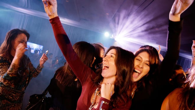 A file photo of a nightclub. Reno organizers for Noticiero Movil and Voto Latino plan on hosting a Dance for Democracy event Saturday night at Mambos Nightclub.