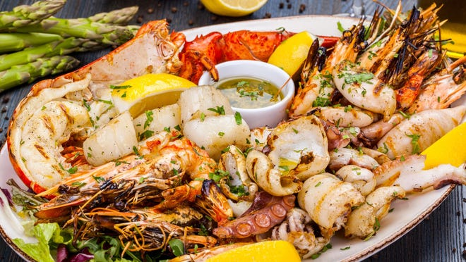 The Port Canaveral Seafood and Music Fest, set for Feb. 26-28, will feature bounty from local seas as well as seafood from across the country.