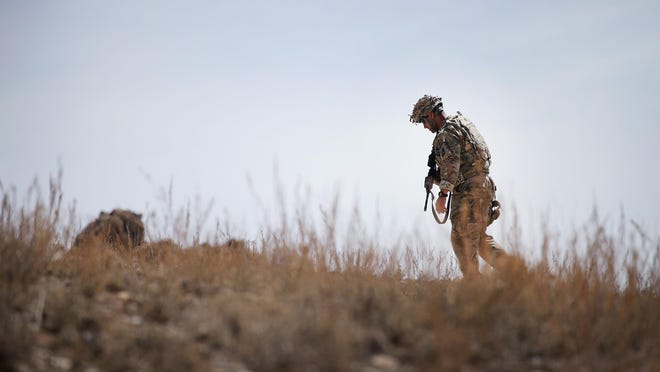 The RAND Corp. study of 40,000 cases, the largest ever, found that only a third of troops with PTSD receive the minimum number of therapy sessions after being diagnosed.
