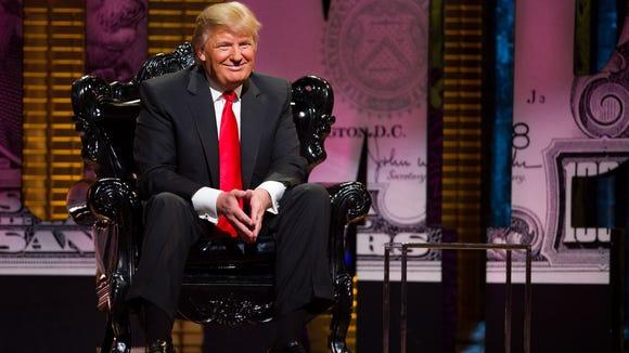 AP COMEDY CENTRAL ROAST OF DONALD TRUMP A ENT USA NY