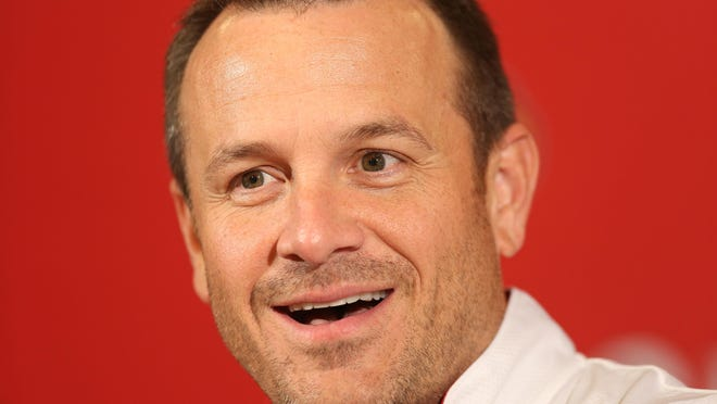 UofL Women's Basketball Coach Jeff Walz