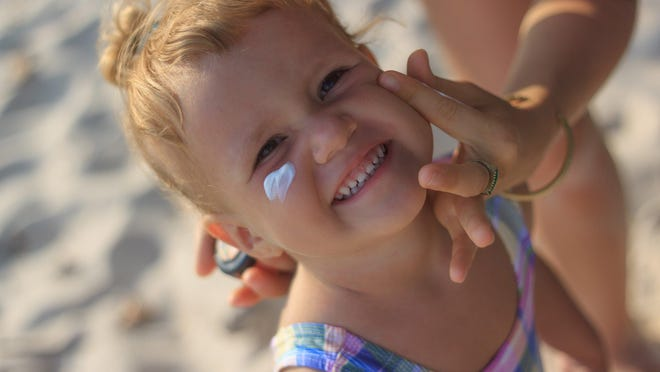 The Environmental Working Group recently came out with a list of the best and worst sunscreens for kids.
