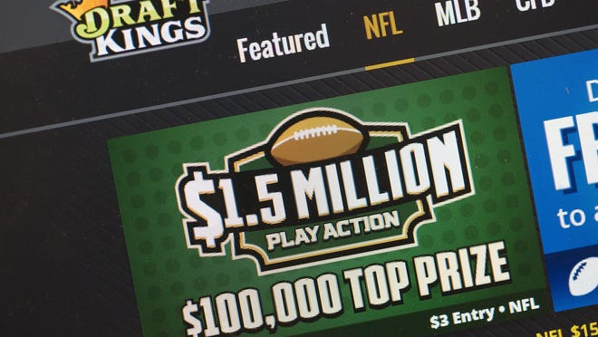 Daily fantasy sports companies such as DraftKings would be allowed to operate in New York if the bill becomes law.