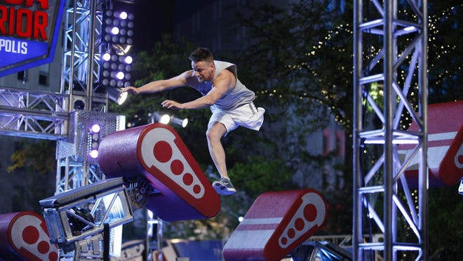Zach Gown of American Ninja Warrior and WWE fame is coming to Canton.