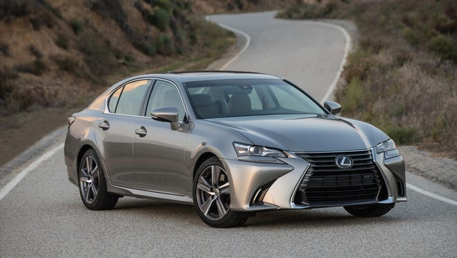Tackling twisty corners can be done rather easily in Sport mode, available in Lexus' Adaptive Variable Suspension. If you'd rather cruise, Normal delivers the serenity you crave. (Lexus)