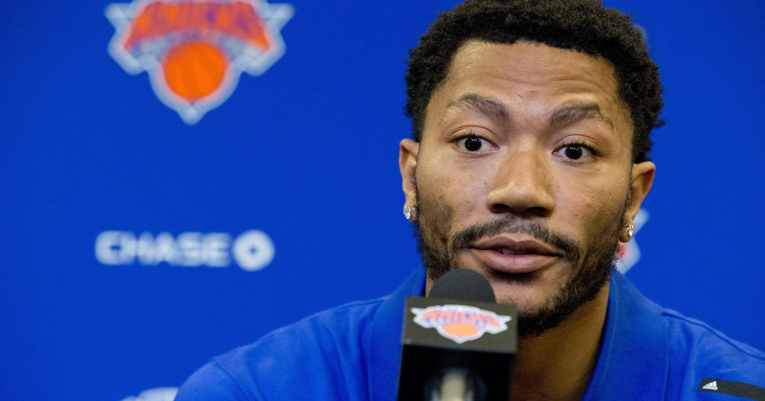 9725e13e3629 NBA s Derrick Rose cleared in rape suit