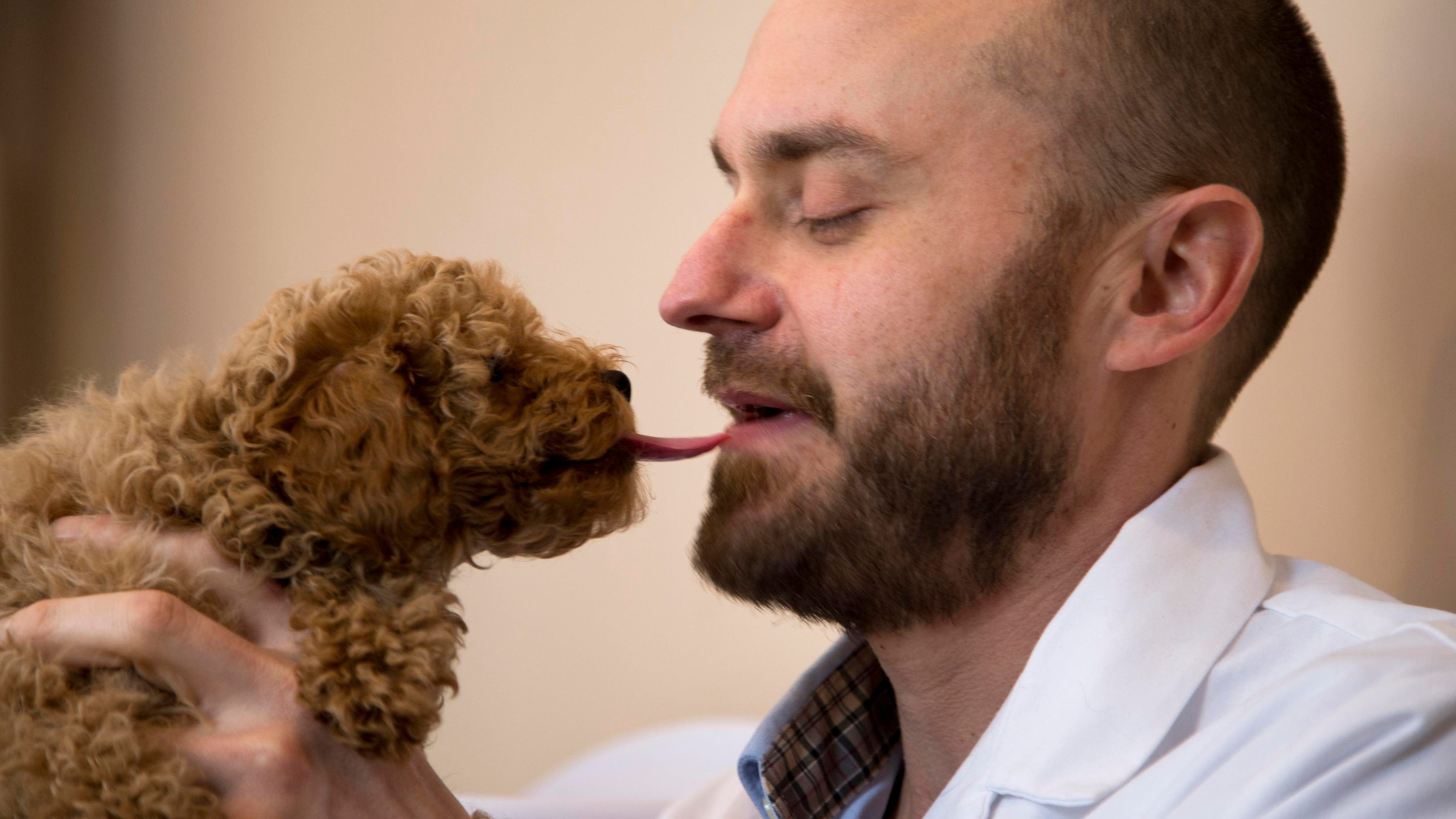 Meet Vets Who Are Allergic To Their Pets