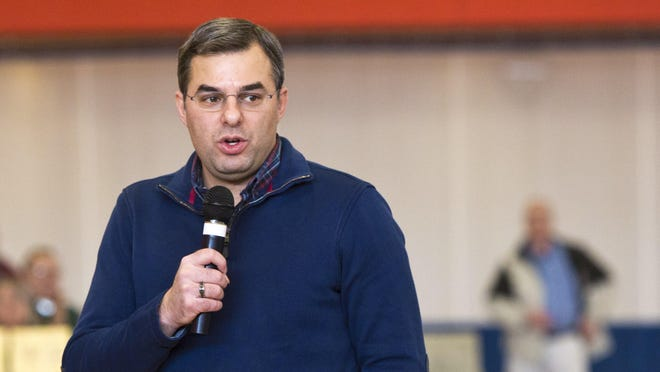 Congressman Justin Amash tweeted Saturday that he has read the entire redacted version of special counsel Robert Mueller's Russia report. He's the first Republican to break with Trump over the Russia probe, but he's often a lone GOP voice in Congress.