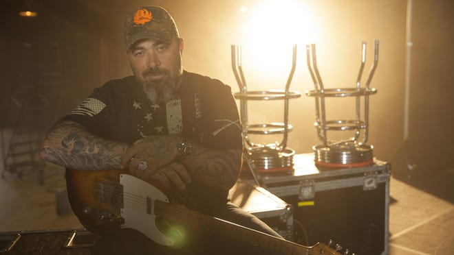 Aaron Lewis, founding member of the rock band Staind performs his brand of country 8 p.m. Sept. 21 at the Elisnore Theatre. $32 to $47.