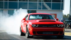 Dodge sees payoff on its Demon hype