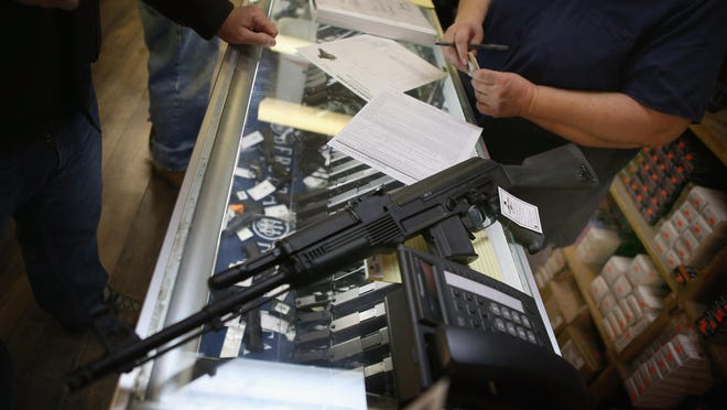 There is no need for the public to possess assault weapons, multibullet magazines and other weapons suitable for war.