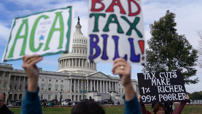 The proposed Republican tax reform plan will rob much-needed deductions from the poorest and middle-class Americans to give more money to those who need it least.