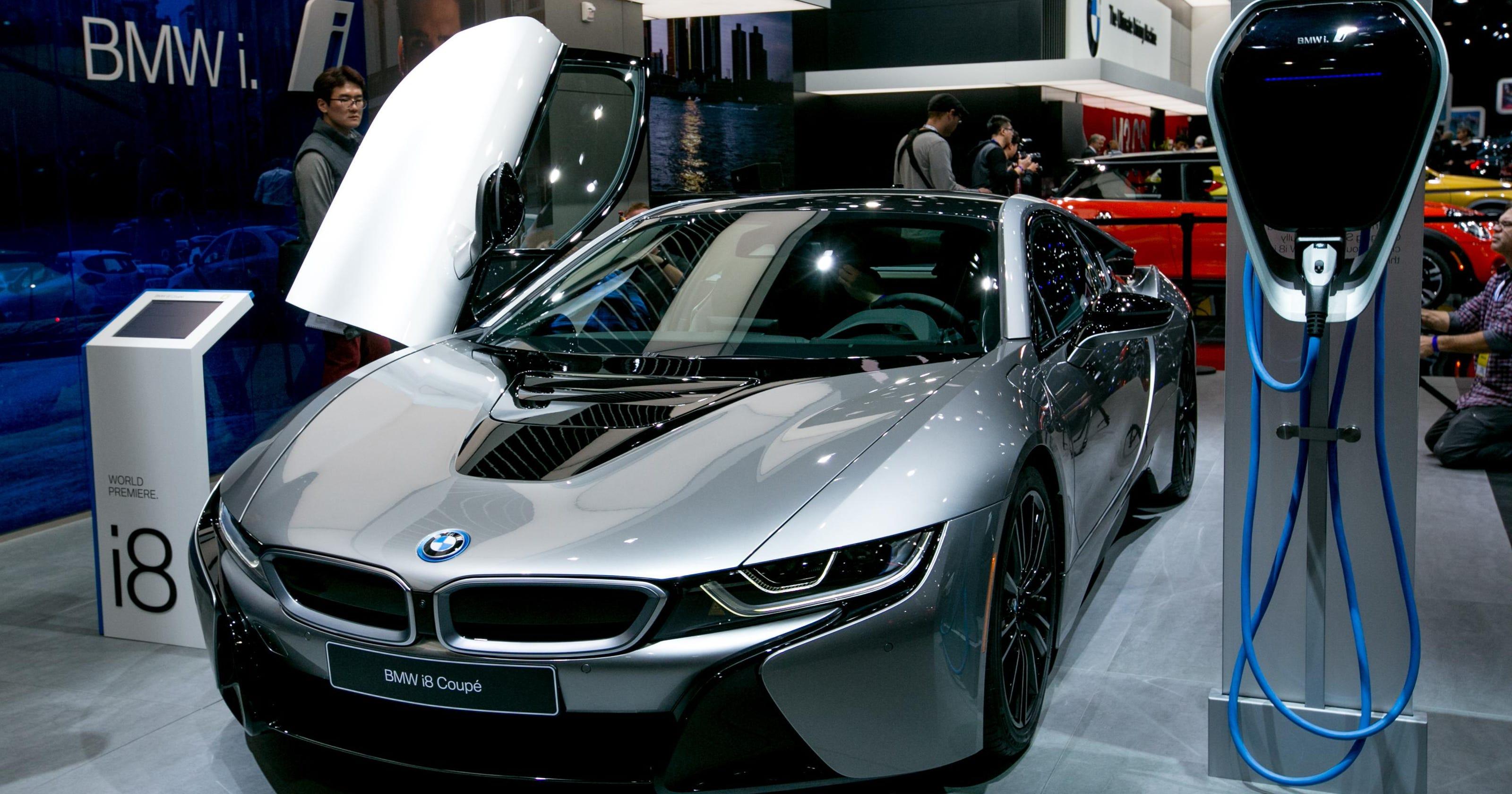 Detroit Auto Show Guide Sports Cars