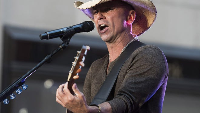 "East Tennessee native and country star Kenny Chesney earned a Best Country Album nomination from the Grammys for ""Cosmic Hallelujah."""
