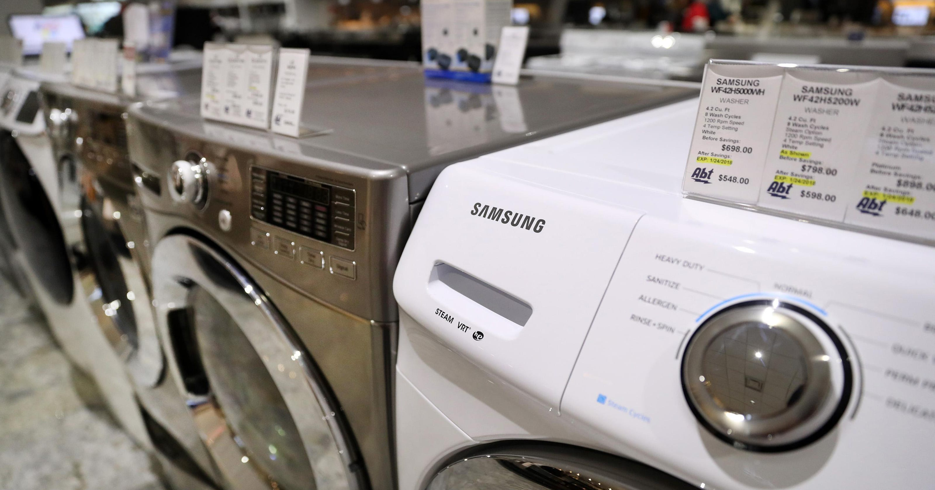 Get Ready To Pay More For A New Washing Machine - Abt washers