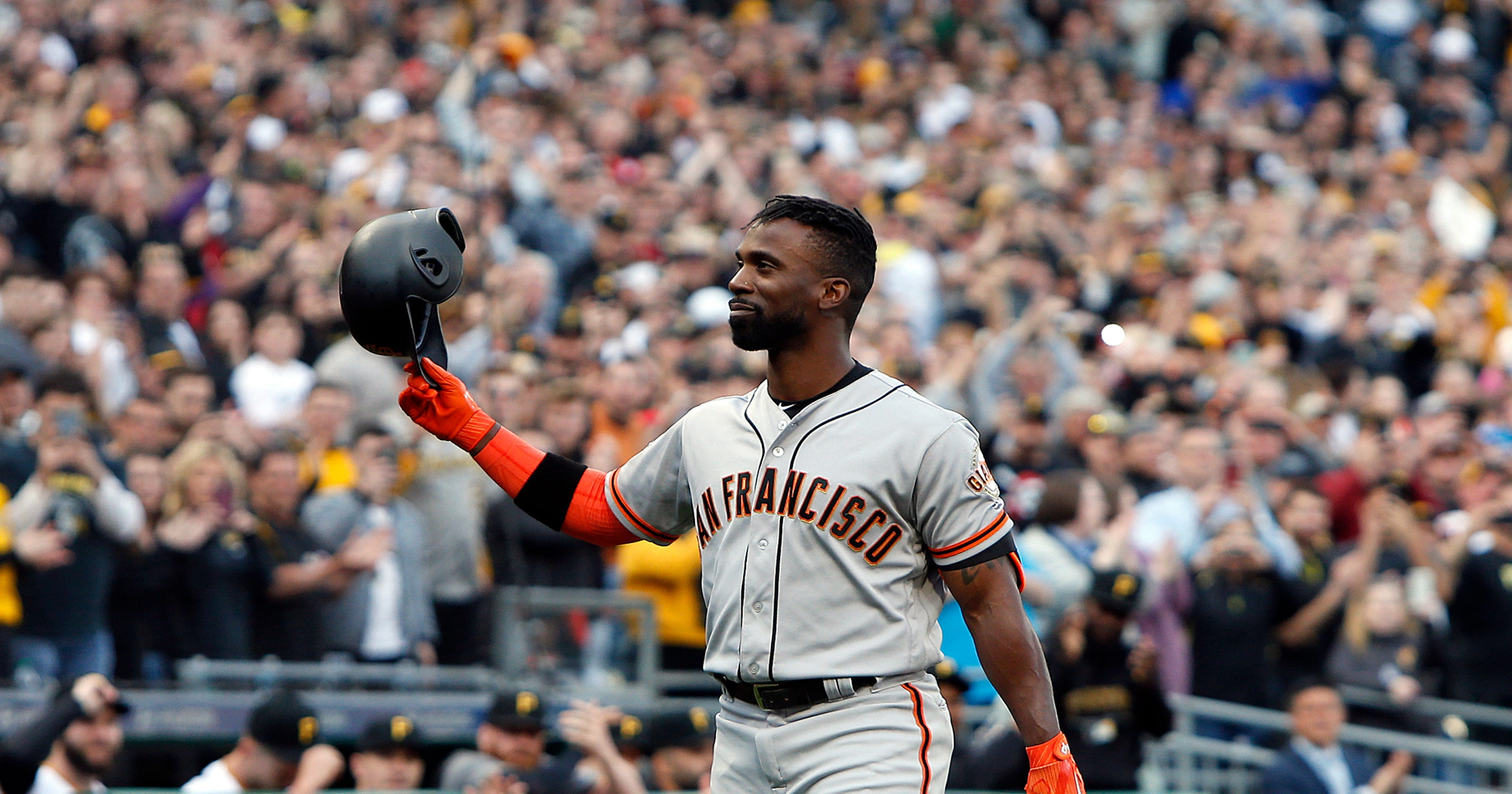 Andrew McCutchen traded to New York Yankees to bolster outfield 7d7d8925845