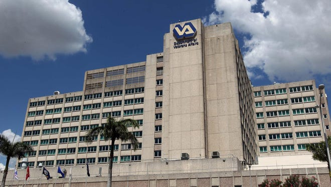 The Bruce W. Carter VA Medical Center in Miami cares for about 58,000 patients a year and serves Broward, Miami-Dade and Monroe counties. (Roberto Koltun/Miami Herald/TNS)