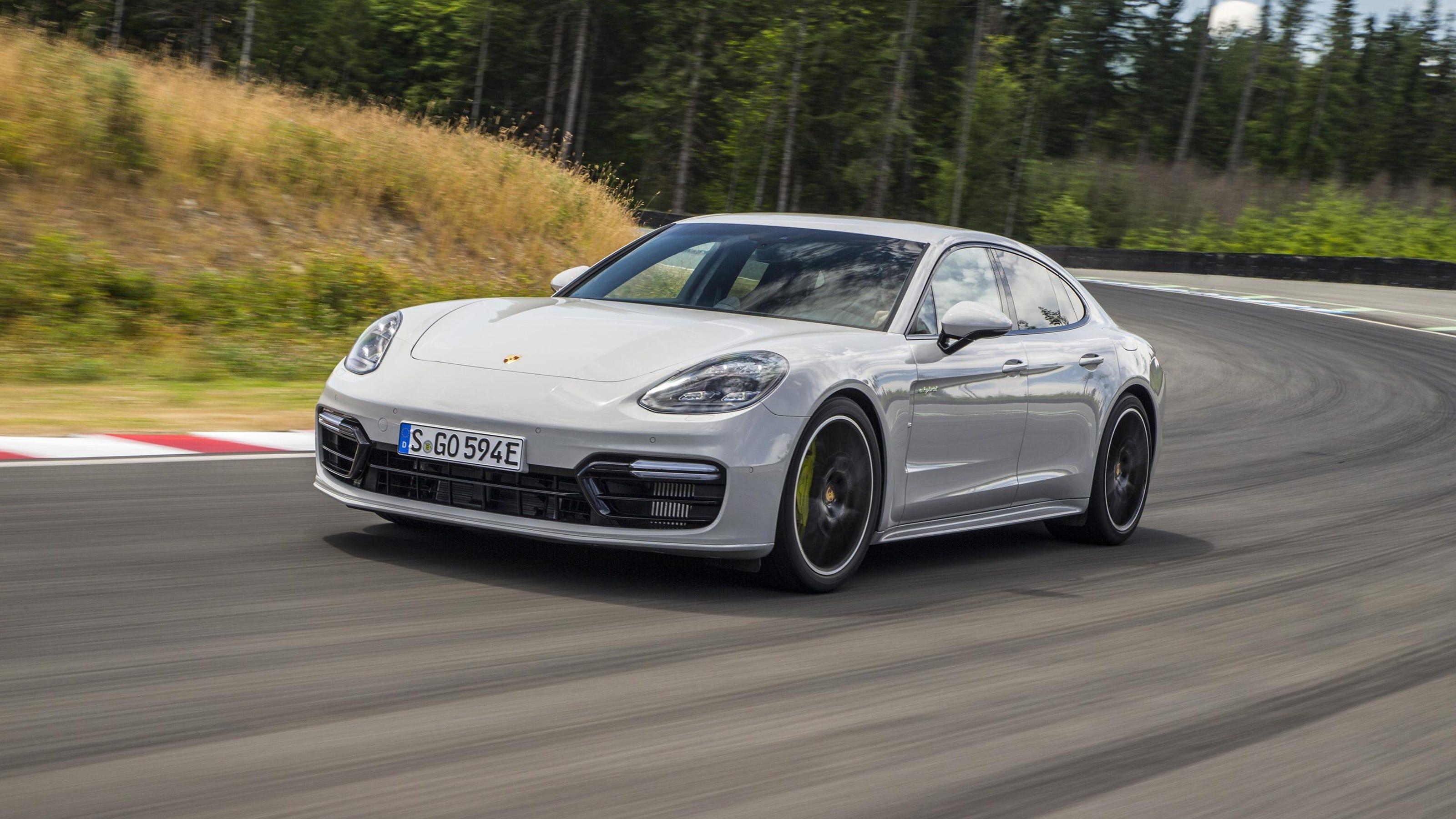 Porsche Panamera e-wagon: antidote to crossover fatigue