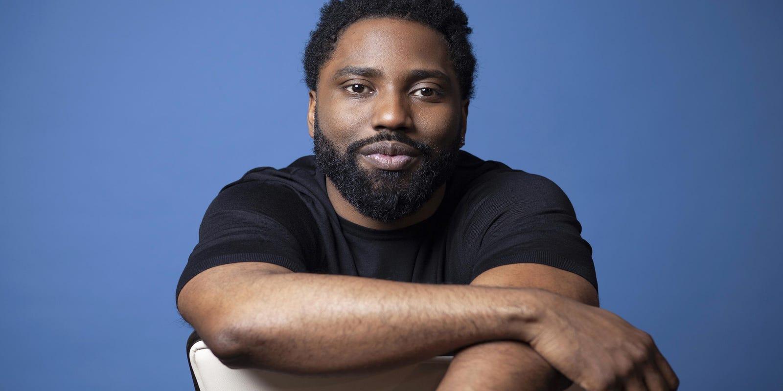 John David Washington creates own lane with Oscar buzz