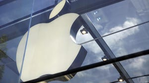 Apple denies using facial recognition software in its stores.