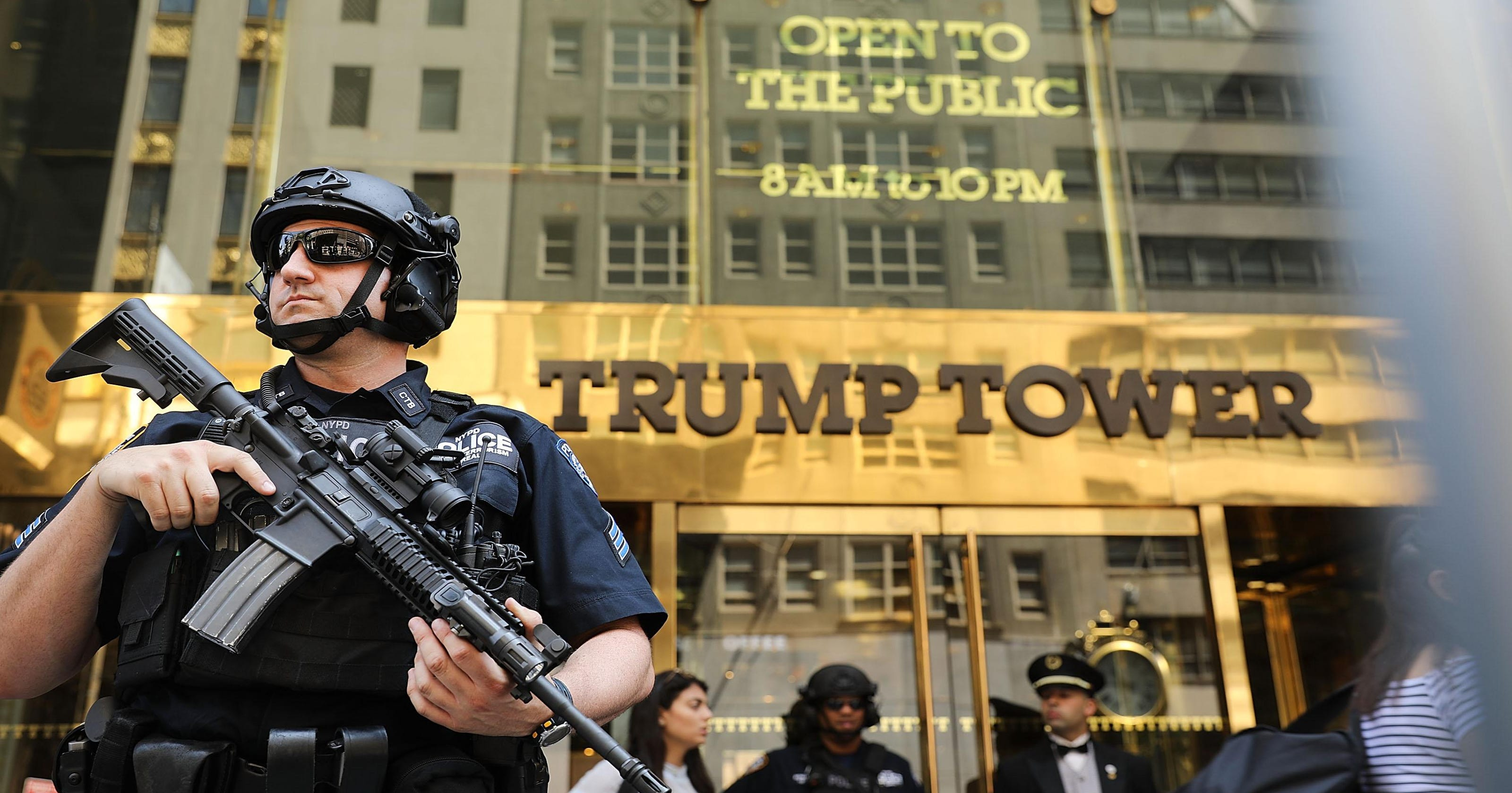Trump Tower Appeal Has Plummeted Since His Rise To The