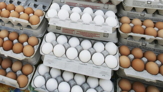 "The push for egg alternatives is ""about consumers wanting more choices,"" said Darren Seifer, who heads a market research firm."