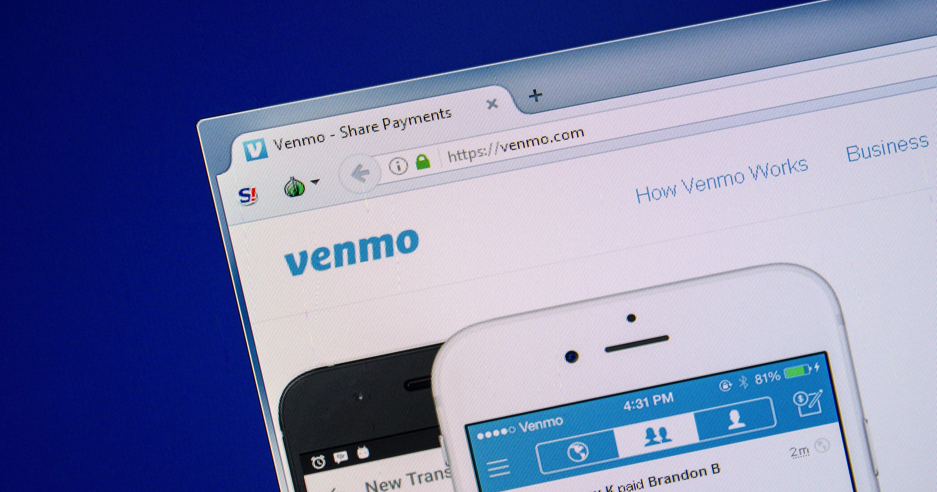 When bills pile up, young people turn to strangers on Venmo
