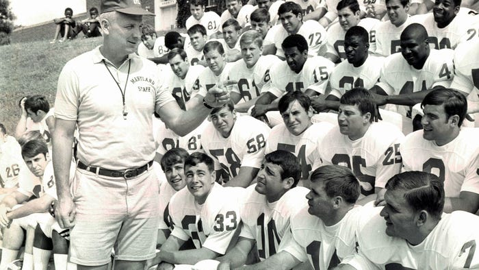 Former Maryland football coach Roy Lester dies at 96 from coronavirus complications