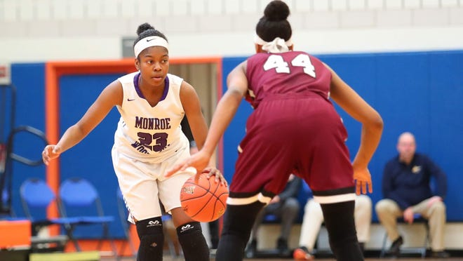 Monroe-Woodbury senior guard Toni Neely was a model of consistency, scoring double figures in 18 of 21 games for the Section 9 Class AA champions.