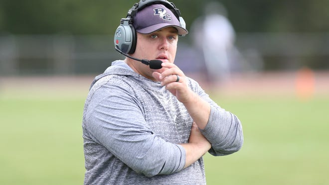 John S. Burke Catholic football coach Aaron Hasbrouck and the Section 9 Football Coaches Association raised more than $1,500 in donations and are providing food to healthcare workers at eight local hospitals and medical centers.