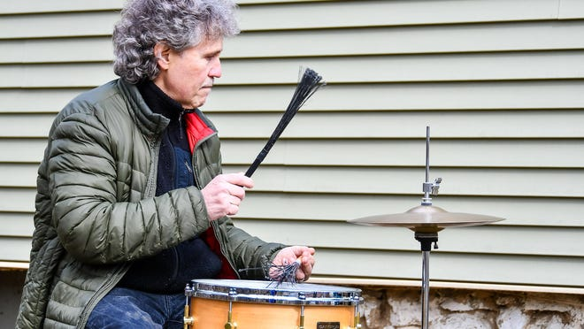 Steve Rubin of Warwick is the executive director of the Hudson Valley Jazz Festival.