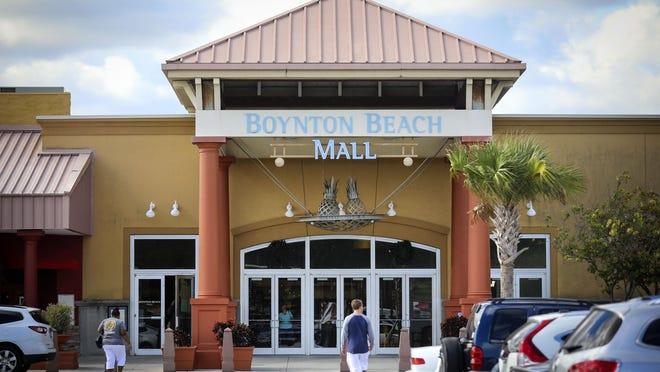 Boynton Beach Mall Wednesday, December 19, 2018.