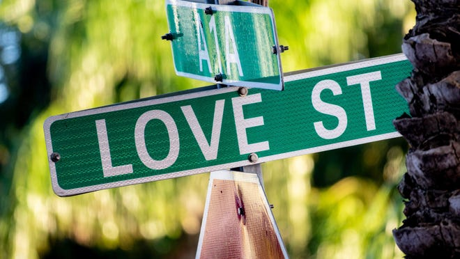 Love Street in Jupiter has reopened to traffic.