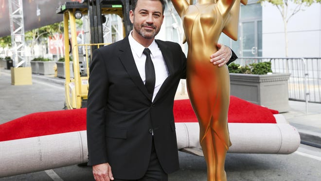 Jimmy Kimmel will return as host and will serve as executive producer for the 72nd Emmy Awards. The show will be broadcast Sept. 20 on ABC.