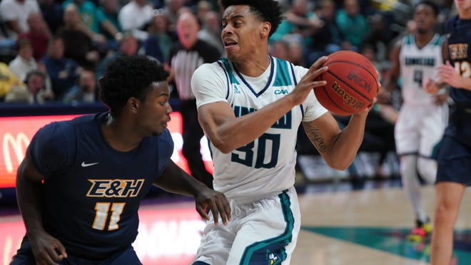 Jaylen Sims has the most games played of any player in a UNCW uniform heading into the 2020-21 season.