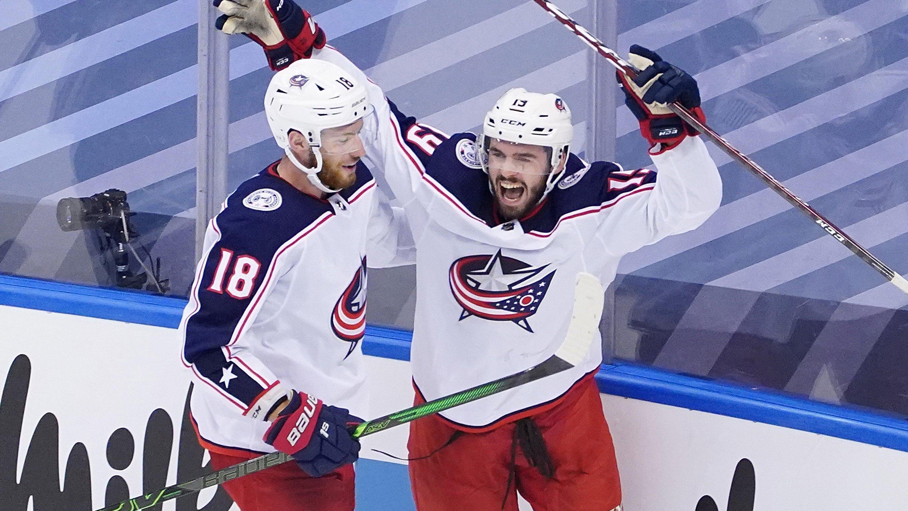Columbus Blue Jackets Say Much Has Changed Since Historic Series Win Over Lightning Last Year