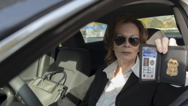 """Jean Smart as FBI agent Laurie Blake in HBO's """"Watchmen"""""""