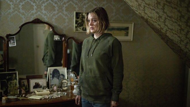 """Sam (Bella Heathcote) in """"Relic."""""""