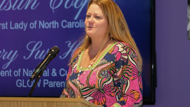 Wilmington native Susi Hamilton has been the state Secretary of the Department of Natural & Cultural Resources since 2017.