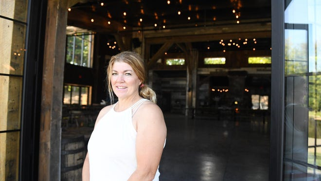Shelly Elliott and her husband, Scott, are welcoming visitors to an open house Sept. 13 at their new event space - The Ponds Venue outside of Beach City.