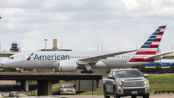American Airlines will drop service to 15 smaller airports in October once stipulations from federal stimulus grants and loans end.