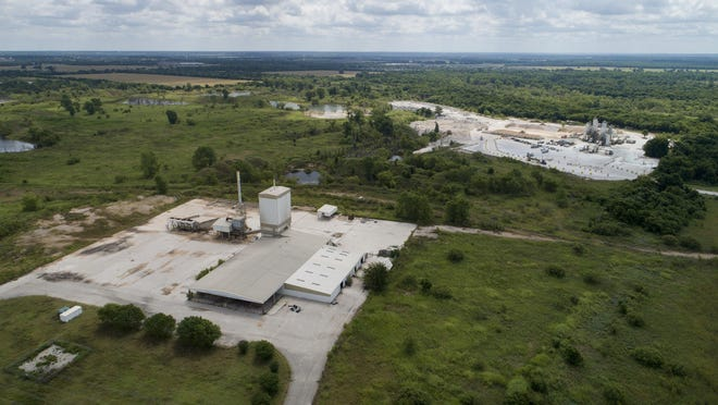 Tesla is considering building a new manufacturing plant on this property at Texas 130 and Harold Green Road, southeast of Austin.