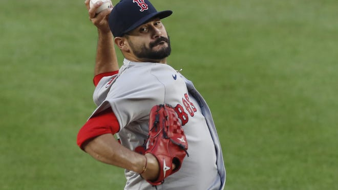 Martin Perez will pitch Saturday for the Red Sox and could receive an extra day of rest prior to his next start.