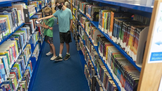 The Round Rock Public Library has been open to patrons since late May and is offering curbside pick-up. Round Rock school libraries will soon also offer curbside pick-up to students, who will be able to reserve materials online and pick them up at their campuses.