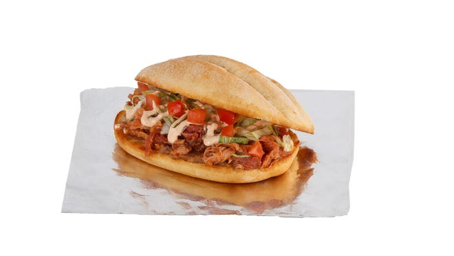 Taco Cabana is getting into the torta game.