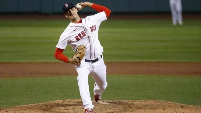 Kyle Hart worked Tuesday against Atlanta and might not do so again for a while.
