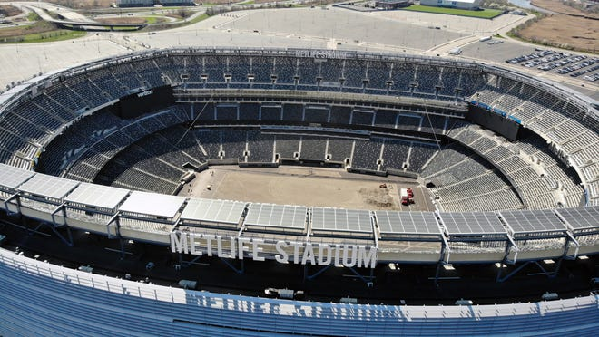 The NFL could be playing in front of a mostly empty MetLife Stadium in New Jersey this season.