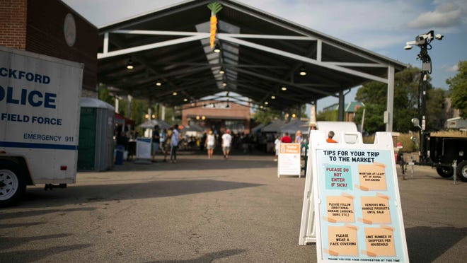 Rock River Development Partnership, the organization that runs Rockford City Market, is raising money to keep the market afloat after a challenging 2020.