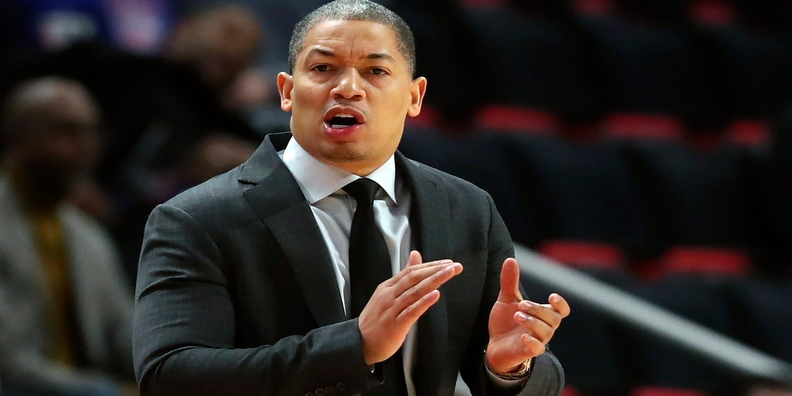 Clippers address Doc Rivers' departure, Ty Lue's hiring and lack of chemistry