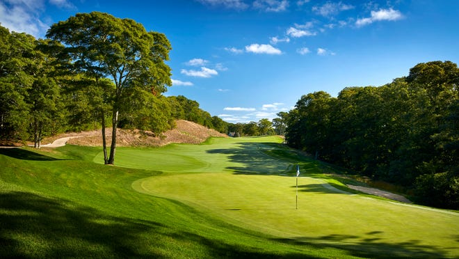 Cape Cod National in Brewster tops Golfweek's Best Courses You Can Play in Massachusetts list.